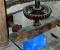 Restauration d'une roue à augets et installation d'un système de production d'électricité - Le système de production d'électricité 12
