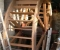 Restauration d'une roue à augets et installation d'un système de production d'électricité - Montage des augets 2