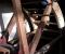 Restauration d'une roue à augets et installation d'un système de production d'électricité - Montage des augets 4