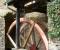 Restauration d'une grande roue à godets en chêne et en acier - Montage 12