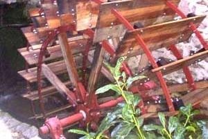 Fabrication et installation d\'une nouvelle roue 11