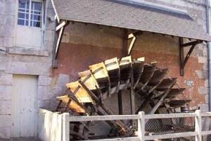 Restauration d\'une roue type sagebien 12
