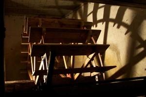 Restauration d\'une roue dans l\'indre - La roue tourne 7