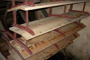 Reconstruction d'une roue de coté – La roue est terminée 9