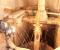 Balancier hydraulique chateauvieux - Restauration Plateaux 1