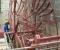 Conception et installation d'un ensemble roue et système de production d'électricité - Montage de la roue 16