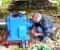 Conception et installation d'un ensemble roue et système de production d'électricité - Production d'électricité 4