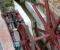 Conception, fabrication et installation d'une nouvelle roue et de son mécanisme pour la production d'électricité - Montage de la roue et des mécanismes 7