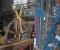 Conception, fabrication et installation d'une nouvelle roue et de son mécanisme pour la production d'électricité - Montage en atelier 1