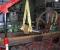 Conception, fabrication et installation d'une nouvelle roue et de son mécanisme pour la production d'électricité - Montage en atelier 3