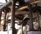 Reconstruction d'une roue de coté – Restauration des mécanismes 11