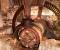Restauration de mécanismes et d'appareils de meunerie - Restauration de la vanne et de l'axe 2