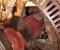 Restauration de mécanismes et d'appareils de meunerie - Restauration de la vanne et de l'axe 3
