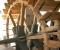 Restauration de deux roues « Monuments historiques » – Moulin de Lorentzen - La roue terminée 5