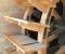 Restauration de deux roues « Monuments historiques » – Moulin de Lorentzen - La roue terminée 17