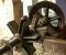 Restauration de deux roues « Monuments historiques » – Moulin de Lorentzen - Montage 5