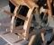 Restauration de deux roues « Monuments historiques » – Moulin de Lorentzen - Montage 15