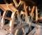 Restauration de deux roues « Monuments historiques » – Moulin de Lorentzen - Montage 16