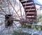 Restauration d'une roue de poitrine en Lozère - Avant travaux 3
