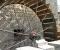 Restauration d'une roue de poitrine en Lozère - La roue tourne 2