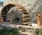 Restauration d'une roue de poitrine en Lozère - La roue tourne 4