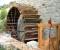 Restauration d'une roue de poitrine en Lozère - La roue tourne 7