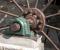Restauration d'une roue de poitrine en Lozère - Restauration 6
