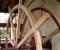 Installation d'une roue de type Sagebien - Montage de la structure 7