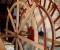 Installation d'une roue de type Sagebien - Montage de la structure 9