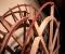 Installation d'une roue de type Sagebien - Montage de la structure 11