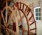 Installation d'une roue de type Sagebien - Montage de la structure 14