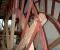 Installation d'une roue de type Sagebien - Montage de la structure 17