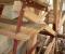 Installation d'une roue de type Sagebien - Montage des aubes 5
