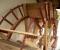Installation d'une roue de type Sagebien - Montage des aubes 6