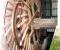Restauration d'une roue à goitre rarissime - Montage de la roue 13