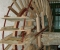 Restauration d'une roue à goitre rarissime - Montage de la roue 16