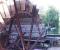 Installation d'une grande roue de type Sagebien - La roue terminée 1