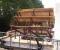 Installation d'une grande roue de type Sagebien - Montage des aubes 6