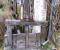 Restauration d'une grande roue de poitrine en Normandie - Avant travaux 6