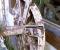 Restauration d'une grande roue de poitrine en Normandie - Avant travaux 8