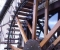 Restauration d'une grande roue de poitrine en Normandie - La roue tourne 10