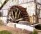 Restauration d'une grande roue de poitrine en Normandie - La roue tourne 1