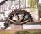 Restauration d'une grande roue de poitrine en Normandie - La roue tourne 2