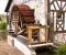 Restauration d'une grande roue de poitrine en Normandie - La roue tourne 3