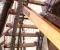 Restauration d'une grande roue de poitrine en Normandie - La roue tourne 9