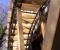 Restauration d'une grande roue de poitrine en Normandie - Montage des aubes 11