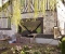 Restauration d'une grande roue de poitrine en Normandie - Montages des bras 5