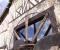 Restauration d'une grande roue de poitrine en Normandie - Montages des bras 9