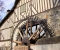 Restauration d'une grande roue de poitrine en Normandie - Montage des coyaux 8