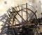 Restauration d'une roue Sagebien - Démontage de la roue 5